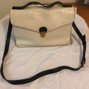 Marc by Marc Jacobs  black and white crossbody